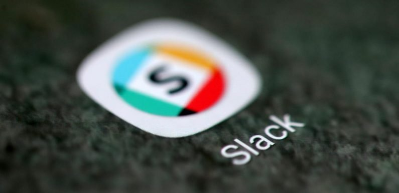 Slack 'seriously considering' direct market listing: source