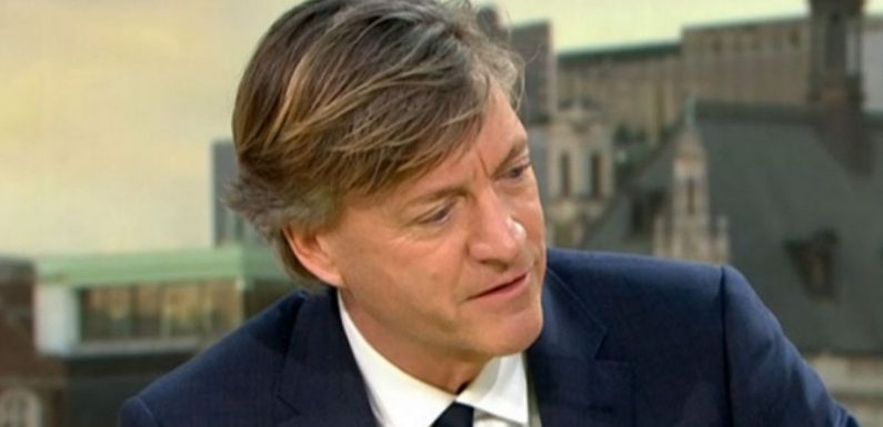 Richard Madeley accused of 'insensitive' questions to missing pilot's wife