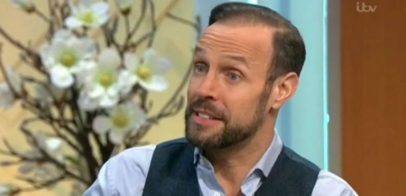 Jason Gardiner slams 'disturbing' Gemma Collins as he takes swipe at her 'fame'