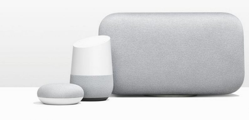 Cheapest place to buy a Google Home devices- best deals spotted online