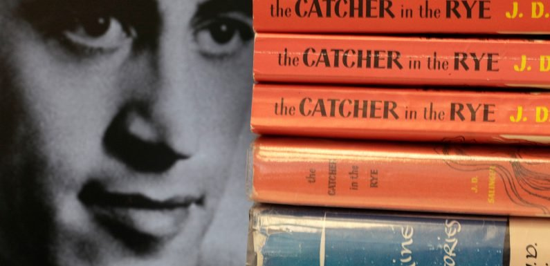 Unseen works of JD Salinger will be published, son says