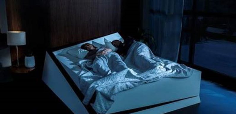 Smart bed may finally get your partner to stick to their side of the mattress