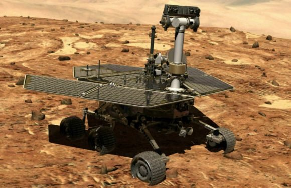 Opportunity: The little Mars rover that could