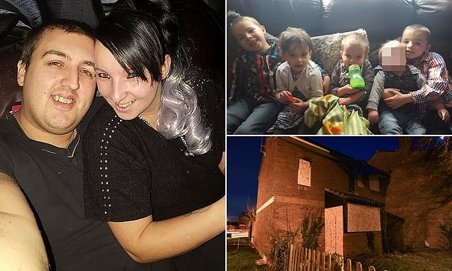 Stafford blaze 'was NOT caused by cannabis growing or a faulty boiler'