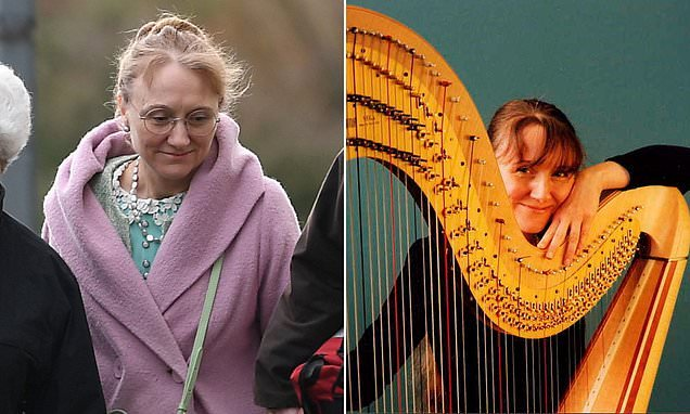 Harpist, 59, launches appeal against her indecent assault conviction