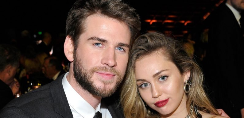 What a Flirt! Liam Hemsworth Leaves Spicy Comment on Miley Cyrus' Instagram