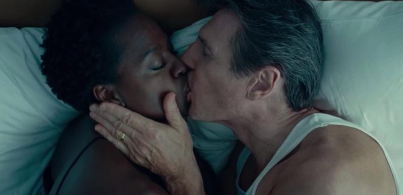 Michelle Rodriguez insists Widows co-star Liam Neeson can't be racist because he kisses with his tongue