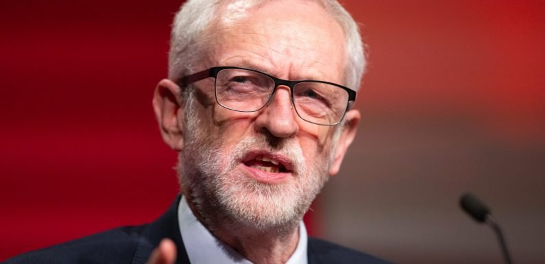 Jeremy Corbyn backs second Brexit referendum which would betray 17.4m Leave voters after revolt by pro-EU MPs
