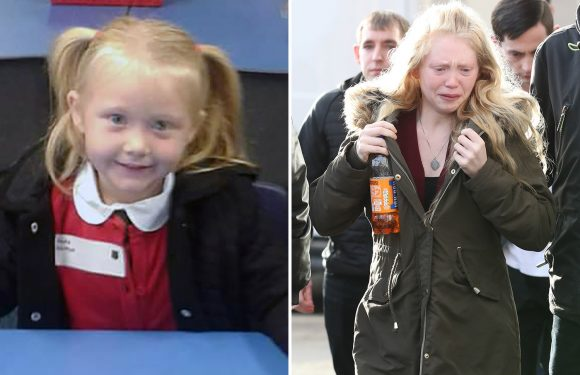 Alesha MacPhail's mum and dad reveal 'pain and devastation' of losing their little girl to sicko rape-killer