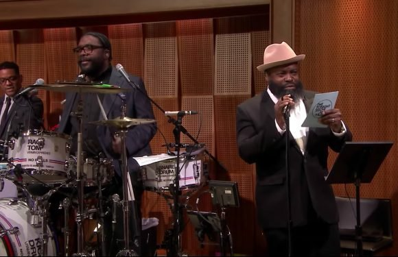 Watch the Roots Freestyle About Snow Days, Slow Walkers on 'Fallon'