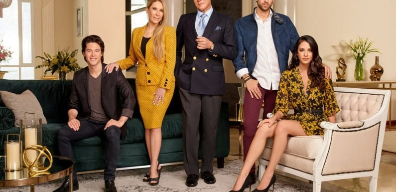 The 'Mexican Dynasties' Cast Says Their Show Is Totally Different From 'Real Housewives'