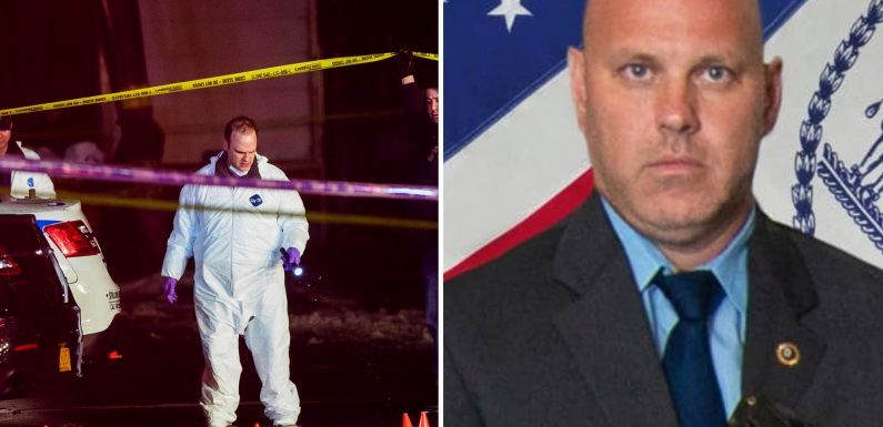 Police radio captures moment NYPD detective is killed by friendly fire