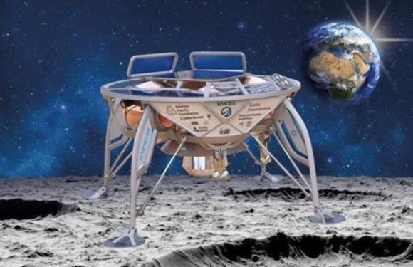 Israel's first moon mission set to lift off from Florida