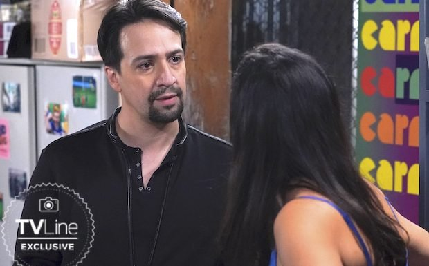 Lin-Manuel Miranda to Guest-Star On Brooklyn Nine-Nine as Amy's [Spoiler]