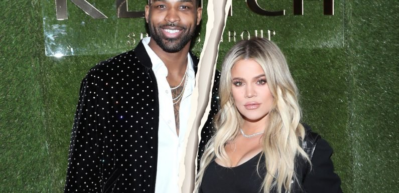 Khloe Kardashian and Tristan Thompson 'split 10 months after cheating scandal'