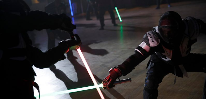 The Force awakens: Lightsaber dueling becomes an official sport in France