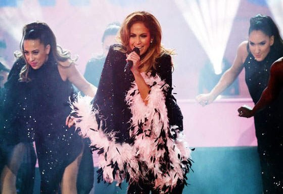 JLo Defended Her Bizarre Mess Of A Motown Tribute At The Grammys