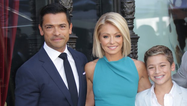 Kelly Ripa's Youngest Son Joaquin Turns 16 & He's The Spitting Image Of Dad Mark Consuelos – Pics