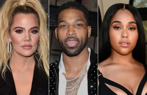 See Jordyn Woods at Khloé Kardashian's Baby Shower 1 Year Before Tristan's Cheating Scandal
