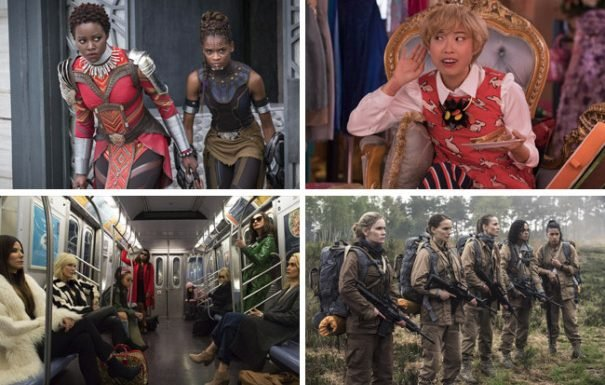 Study Finds Significant Increase In Representation For Females & People Of Color In Top Grossing Films Of 2018