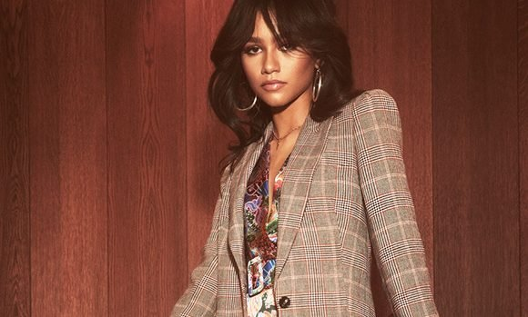 Zendaya's First Collection With Tommy Hilfiger Revealed — See Her Modeling The Pieces