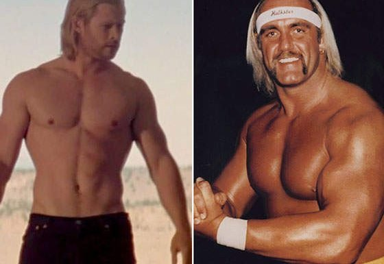 Chris Hemsworth Is Going To Play Hulk Hogan In A Netflix Biopic