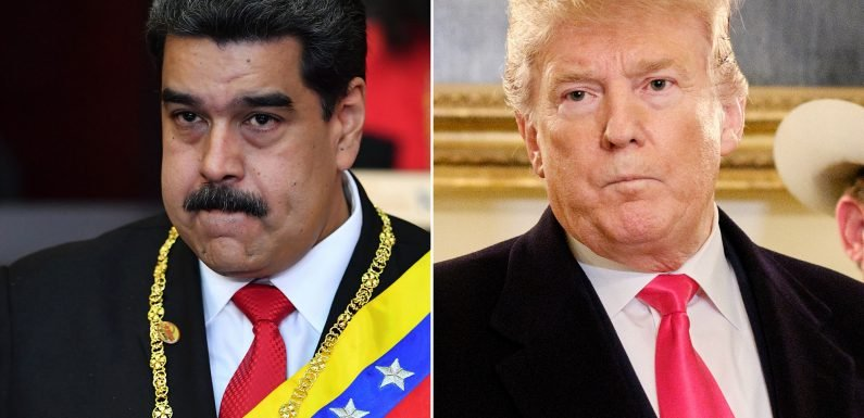Maduro accuses US of fabricating Venezuela 'crisis' to spark war