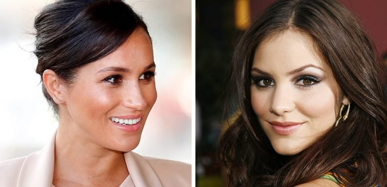 Katharine McPhee shares epic throwback photo with Meghan Markle: 'Same life if you ask me'