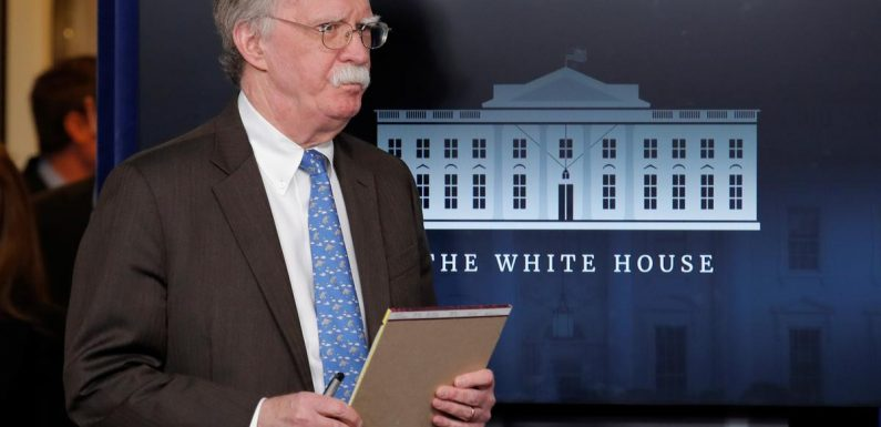 Don't deal in commodities 'stolen' from Venezuelan people: White House's Bolton