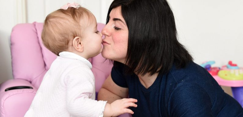 Mum, 25, who had baby with quarter of womb seeking miracle cancer treatment