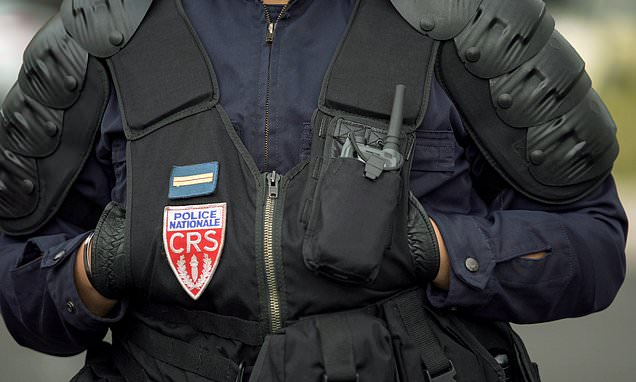 Paris policeman who shot his female colleague during game is charged