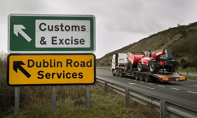 Smugglers' paradise? No deal Brexit would keep the Irish border open