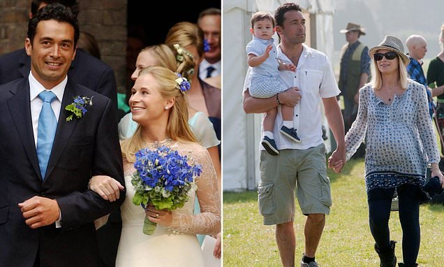 EDEN CONFIDENTIAL: Lady Davina Windsor's 14-year marriage ends