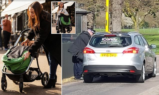 Trendy pram-makers iCandy come to Meghan and Harry's Frogmore Estate