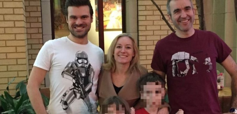 Polyamorous mum-of-two says having multiple partners transformed her parenting