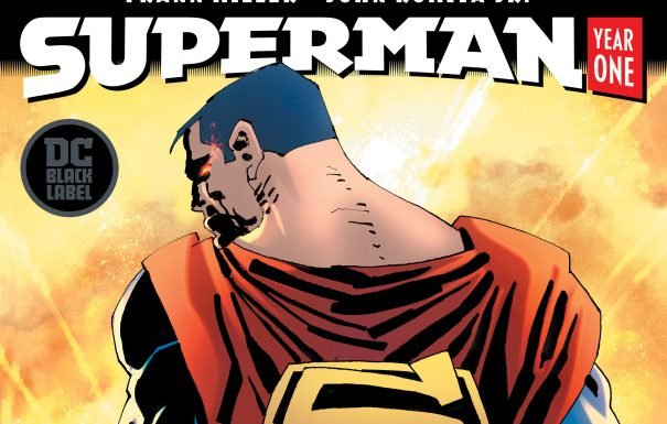 'Superman: Year One': Frank Miller And John Romita Jr. Take On Man of Steel