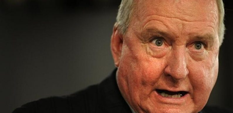 Is Alan Jones about to go to war with his stablemate Ray Hadley?