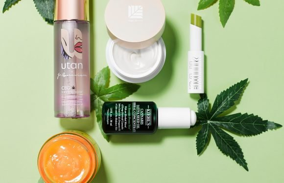 2019 is all about CBD – get ready to meet your new beauty hero