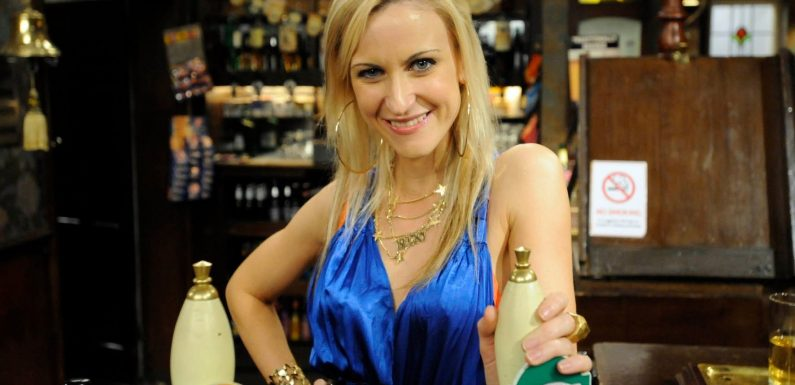 Cheat star Katherine Kelly's incredible transformation from rowdy Corrie barmaid to glam primetime darling