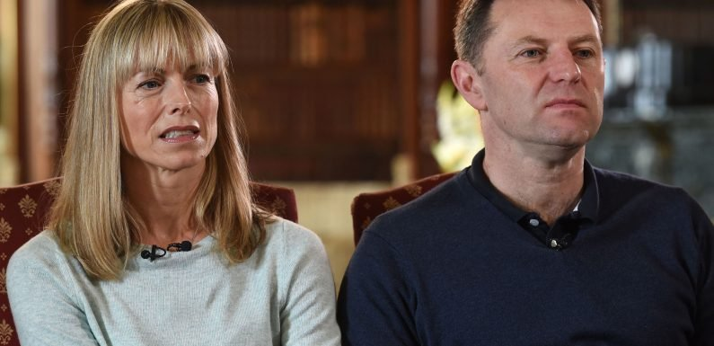 Gerry and Kate McCann blast Netflix's upcoming documentary as they fear it will 'hinder' police search for vanished Maddie