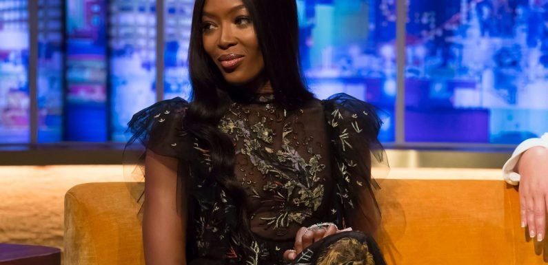 Naomi Campbell refuses to confirm she's dating Liam Payne snapping 'I never discuss my personal life'