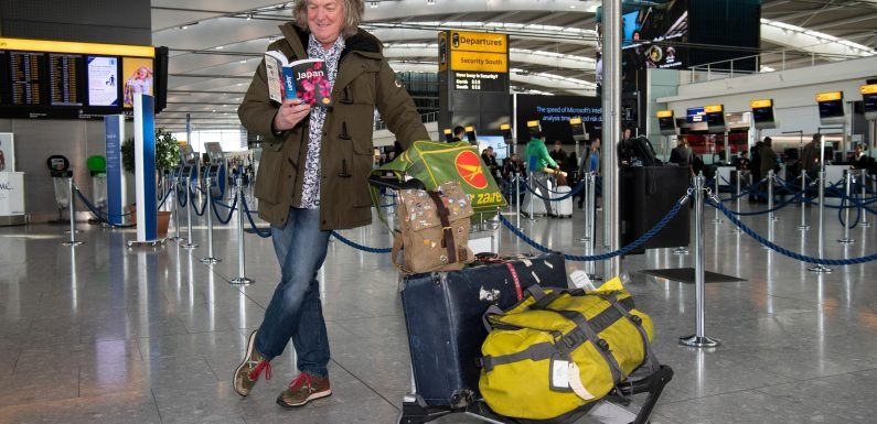 The Grand Tour's James May dumps Jeremy Clarkson and Richard Hammond to go solo in Japan for new Amazon series