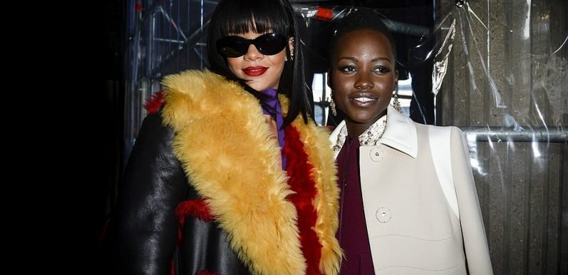 Are Rihanna and Lupita Nyong'o Friends?