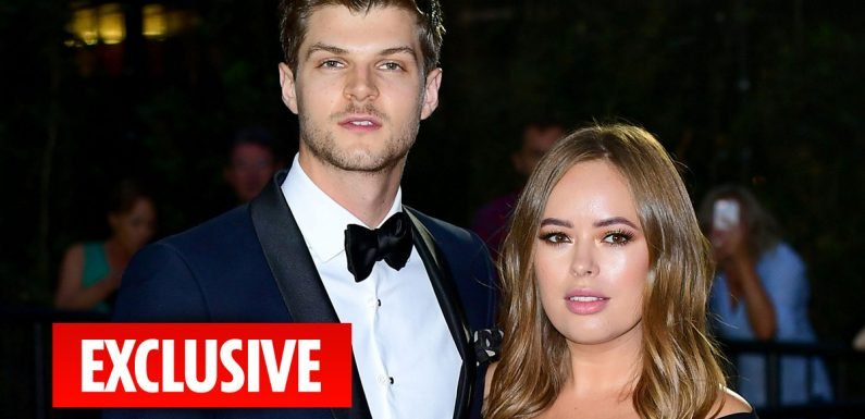 YouTubers Tanya Burr and Jim Chapman split after four years of marriage