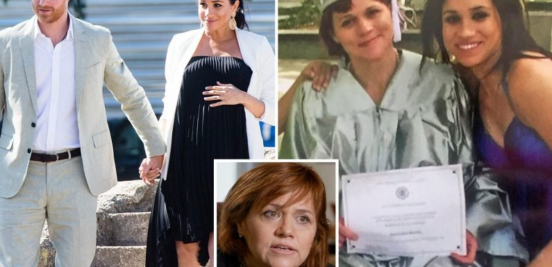 Samantha Markle claims family feud with Meghan was sparked by Harry saying Royals were 'the family she never had'