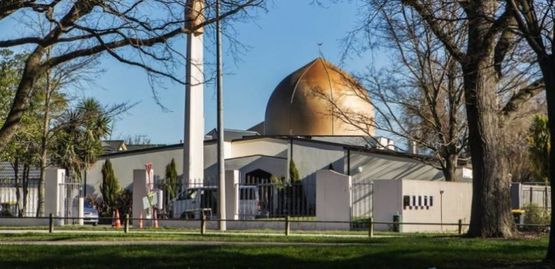 Several reported dead as gunman opens fire at Christchurch mosque