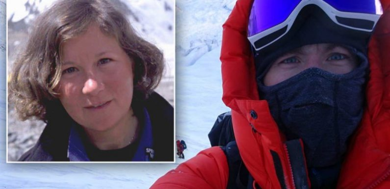 His mother died climbing K2. Now he's missing on 'Killer Mountain'