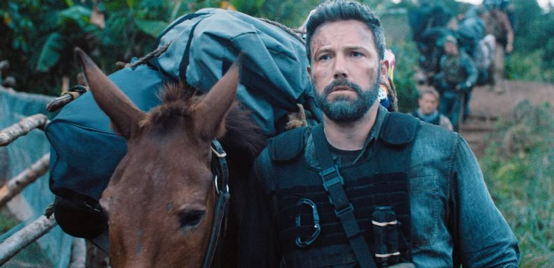 'Triple Frontier' review: Solid action with a lack of character