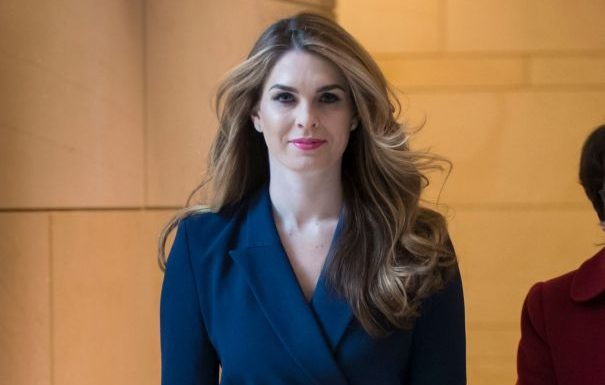 Hope Hicks To Cooperate With Dems' Probe Of Donald Trump, House Judiciary Committee Says