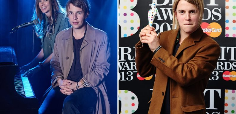 Tom Odell talks dating celebs, feeling broody and duetting with Ariana Grande